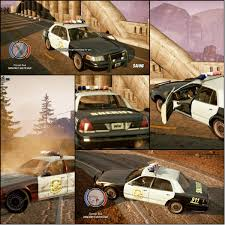 minecraft police car black and white police car reskin at state of decay nexus mods