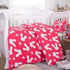 Flannel Crib Bedding New Soft Flannel Baby Bedding Set 6pcs Set Include Pillow Bed