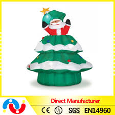 wholesale artificial christmas tree christmas lights decoration