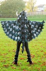 halloween costume with cape diy dragon costume with cape boys halloween costumes pinterest