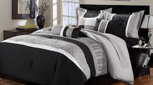 bedding set amazing black king size bedding details about