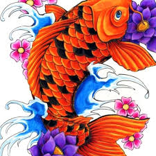 25 best koi fish tattoos images on pinterest artists cherry