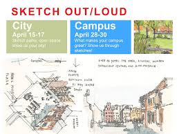 sketch out loud