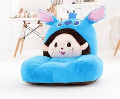 kids childrens comfy soft foam chair toddlers armchair seat for