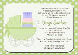 tips to write baby shower invite wording all invitations ideas