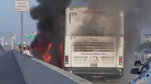 lexus katy freeway truck atop barricade creates traffic backup on us 59 at ih 45