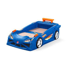 Race Car Beds Step2 Wheels Toddler To Twin Race Car Bed Walmart Canada