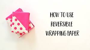 where to find wrapping paper reversible wrapping paper techniques 45 degree angle