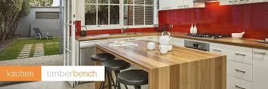 Kitchen Bench Designs Timberbench