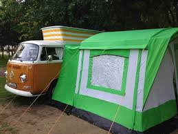 Camper Van Awnings Fantastic Review Of Our Vw Campervan U2014 News U2014 Anne U0027s Vans