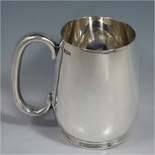 silver mug tankards and mugs in antique sterling silver bryan douglas antique