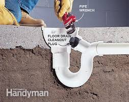 Basement Floor Drain Basement Floor Drain Clogged Modern On Floor How To Unclog A Drain