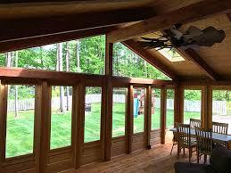 custom porches built by dc construction dc construction custom