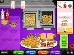 jeux de cuisine papa louis jeu de cuisine papa idées de design maison faciles