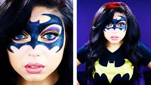 batman inspired makeup tutorial charisma star youtube