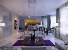 Purple And Grey Sofa Set Purple And Grey Themed Modern Sofa Set Best Attractive Home Design