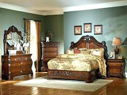 Cortina Bedroom Furniture Aico Cortina Bedroom King Sleigh Bed Alternate Image 3 Of Images
