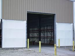 industrial room dividers american covers inc tarps industrial curtains aci tarps