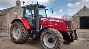 farm tractors massey ferguson 6480