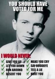 Rick Rolled Meme - rickroll know your meme