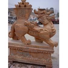 pixiu statue china fengshui pi xiu sculpture pi yao statue recruit the wealth