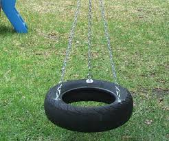 how to make a tire swing 18 steps with pictures