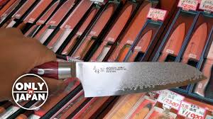 Where To Buy Kitchen Knives Japanese Knife U0026 Sword City Seki Experience Only In Japan