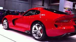 2015 dodge viper gts calgary auto show 2015 youtube
