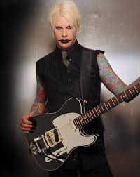 john5 former marilyn manson guitarist now on tour with rob
