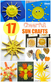 17 sun crafts so many super cute creative and unique sun