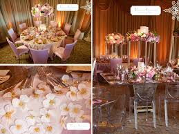 pink white gold wedding pink and gold wedding reception tablescapes and decor