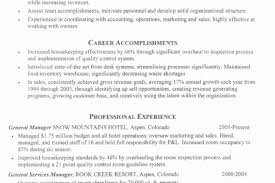 Culinary Resume Sample by Building Commissioner Resume Templates Reentrycorps