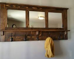 Entryway Bench Coat Rack Entryway Bench Etsy