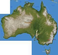 Preferidos Mapas da Oceania - Países e Ilhas do Oceano Pacífico #ED82