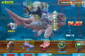 hungry shark evolution hacked apk http killforcheat hungry shark evolution hack v2 80 android