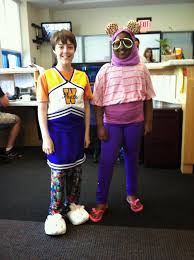 memorial wacky tacky day at memorial