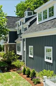 siding a guide to the options blue vinyl siding exterior