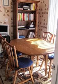 furniture kitchen table set oak dining table set consisting of oak pedestal dining table