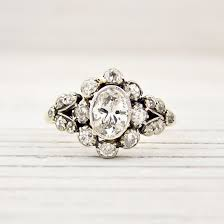 what to know when buying an antique engagement ring