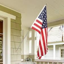 Custom 3x5 Flags Valley Forge Residential Flag Kit W 3 U0027 X 5 U0027 Us Flag