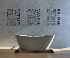 bathroom impressive bathroom wall art with black framed hanging