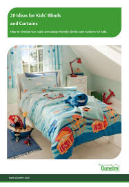 20 ideas for kids u0027 blinds and curtains