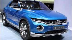 2015 volkswagen t rock exterior and interior youtube
