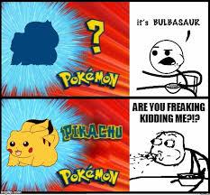 Funny Pikachu Memes - who s that pokemon imgflip