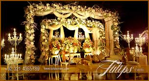 Pakistani Wedding Decorations Index Of Gallery Full Size Best Stage Flowering Decoration