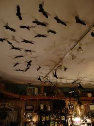 halloween ceiling decorations home design ideas