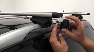 nissan pathfinder 2014 youtube review of the thule roof rack on a 2014 nissan pathfinder