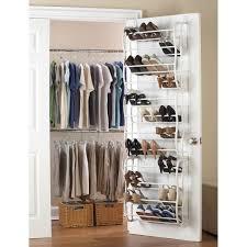 Closet Door Shoe Storage Shoe Rack For Closet Door Ideas For Home Pinterest Closet