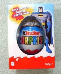 easter eggs surprises large maxi kinder easter egg with cool batman inside