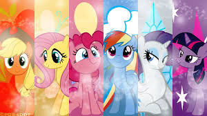Magnetic Locker Wallpaper by My Little Pony Wallpaper Free Download